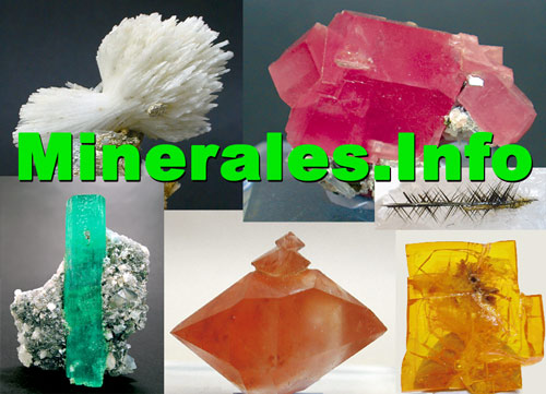 Mineralogical Information